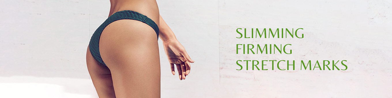 Body care - slimming, firming, stretch marks